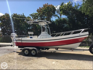 Used Uforia Panga 2100 CC Center Console Fishing Boat For Sale