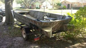 Used Weldbilt Aluminum Fish Boat Aluminum Fishing Boat For Sale