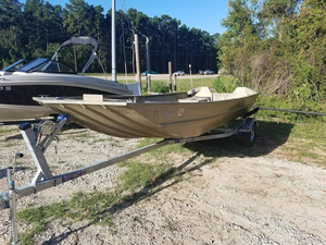 Used G3 GENERATION III Aluminum Fishing Boat For Sale