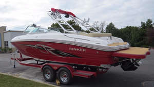 New Rinker QX23 BR Bowrider Boat For Sale