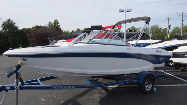 New Rinker QX18 BR Bowrider Boat For Sale