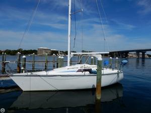 Used Hunter 28.5 Sloop Sailboat For Sale