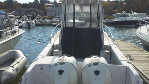 Used Grady White 272 Sailfish Saltwater Fishing Boat For Sale