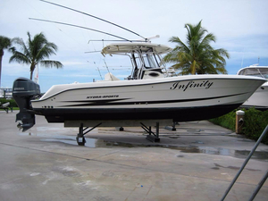 Used Hydrasport Vector 3300 Center Console Fishing Boat For Sale