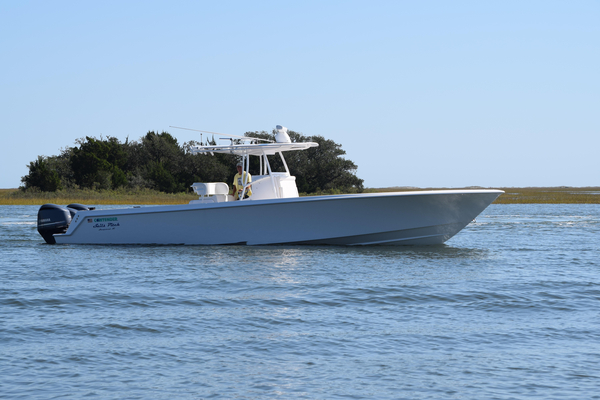 Used Contender 39 ST Saltwater Fishing Boat For Sale