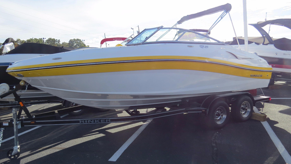 New Rinker QX21 BRQX21 BR Bowrider Boat For Sale
