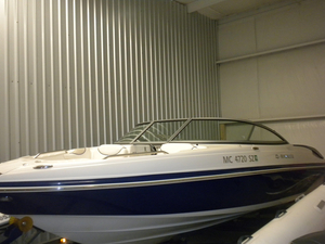 Used Rinker 226 Bow Rider Bowrider Boat For Sale