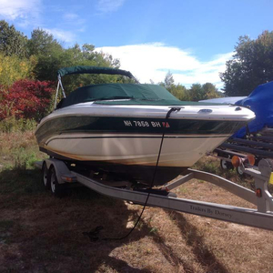Used Sea Ray 230 signature select Bowrider Boat For Sale