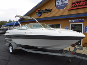 Used Four Winns 200 Horizon Runabout Boat For Sale