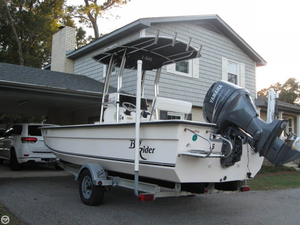 Used Kencraft 2060 Bay Rider Bay Boat For Sale