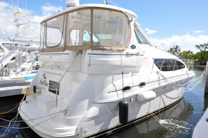 Used Sea Ray MY Cruiser Boat For Sale