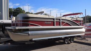New Sweetwater Premium Edition 240 Pontoon Boat For Sale