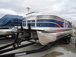 New Sweetwater Premium Edition 220 SLC Pontoon Boat For Sale