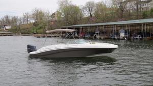 Used Hurricane SunDeck 2690 OB Deck Boat For Sale