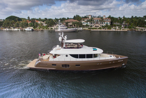 Used Nisi Vantage Motor Yacht For Sale