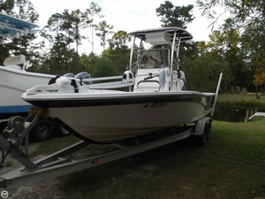 Used Sea Fox 220XT Bay Fox Center Console Fishing Boat For Sale