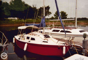 Used West Wight Potter 19 Racer and Cruiser Sailboat For Sale