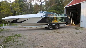 Used Envision 2900 High Performance Boat For Sale