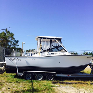 Used Carolina Classic Express Center Console Fishing Boat For Sale