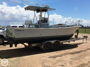 Used Strike 26 Center Console Fishing Boat For Sale