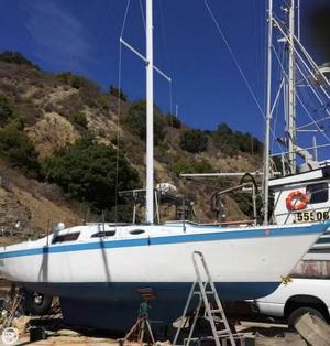 Used Lancer Boats 28 Sloop Sailboat For Sale