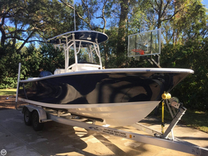 Used Sportsman Heritage 231 CC Center Console Fishing Boat For Sale