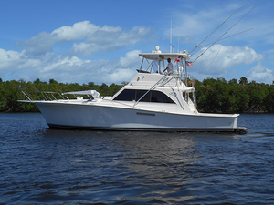 Used Ocean Sport fish Sports Fishing Boat For Sale