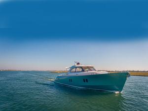 Used Zeelander Z44 Downeast Fishing Boat For Sale