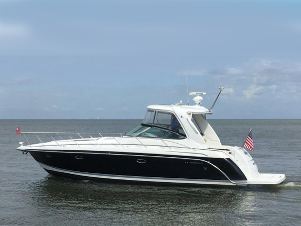 Used Formula PC Cruiser Boat For Sale