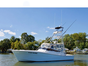 Used Topaz Royale Sports Fishing Boat For Sale