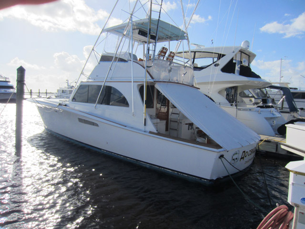 Used Rybovich Cruiser Boat For Sale