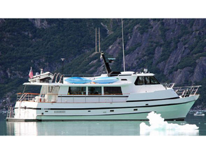 Used Westport Custom Pilothouse House Boat For Sale