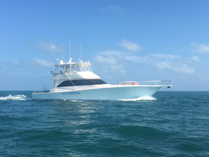 Used Viking 64Convertible Cruiser Boat For Sale