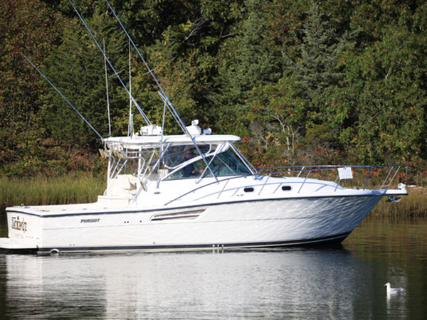 Used Pursuit 3400 Offshore Cruiser Boat For Sale