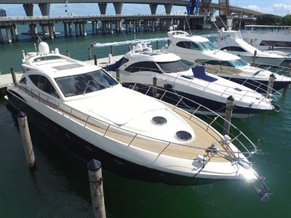 Used Gianetti Sport Cruiser Motor Yacht For Sale