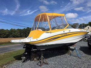 Used Azure AZ Sport Deck Bowrider Boat For Sale
