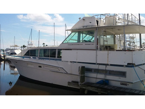 Used Bertram M/Y Aft Cabin Boat For Sale