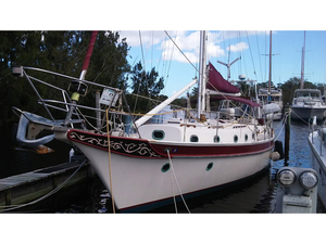 Used Csy 44 Cutter Sailboat For Sale