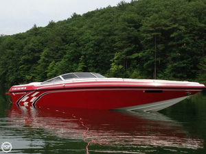 Used Checkmate Convincor 270 High Performance Boat For Sale
