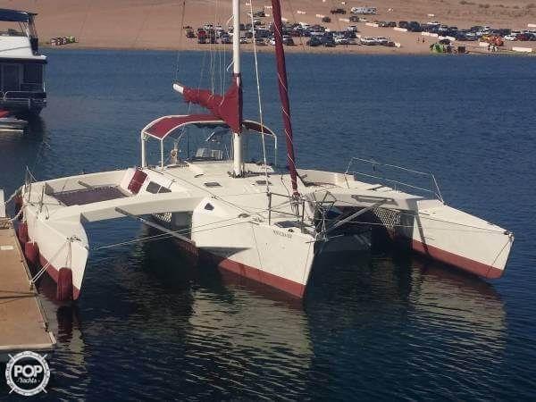 Used Farrier Custom 10-Farrier 32 Cruiser Sailboat For Sale