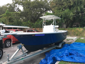 Used Shamrock 22 SE Open Fish Center Console Fishing Boat For Sale