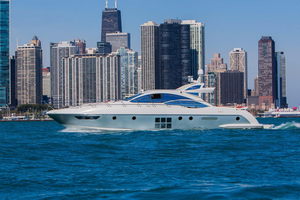 Used Azimut 62S Mega Yacht For Sale