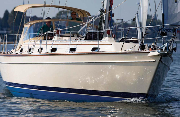 New Island Packet 460 Cruiser Sailboat For Sale
