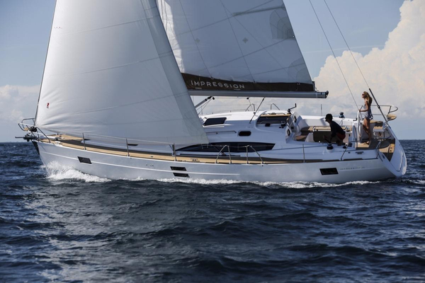 New Impression 45 Racer and Cruiser Sailboat For Sale