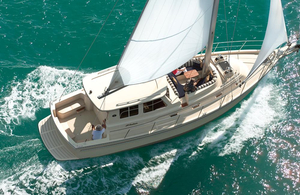New Island Packet SP Cruiser MKII Motorsailer Sailboat For Sale