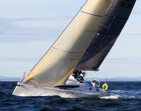 New Elan S5 Racer and Cruiser Sailboat For Sale