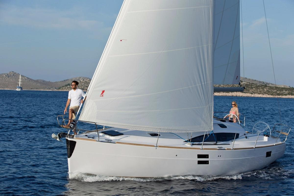 New Impression 40 Racer and Cruiser Sailboat For Sale