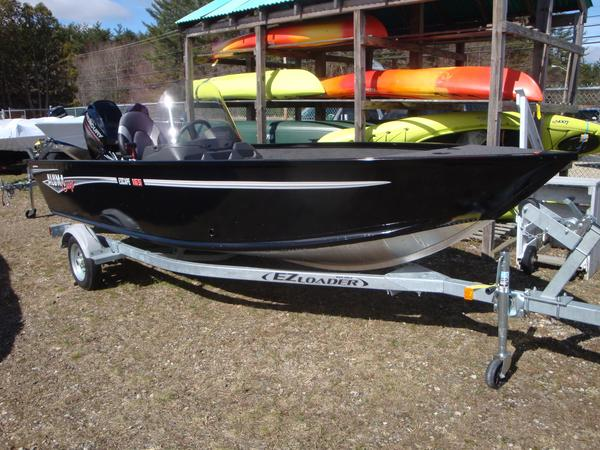 New Alumacraft Escape 165 CSEscape 165 CS Aluminum Fishing Boat For Sale