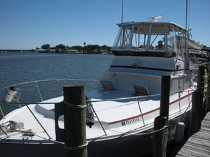 Used Viking 43 Aft Cabin Boat For Sale