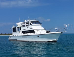 Used Novatec Islander 60 Motor Yacht For Sale